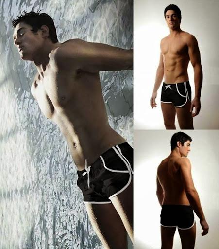 Hot Sale Free Shipping Men Swim Trunk Board Shorts Spor